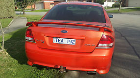 2004 Ford Falcon BA MkII XR6T 4sp A Sedan image 6