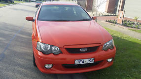 2004 Ford Falcon BA MkII XR6T 4sp A Sedan image 8