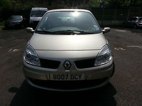 2007 RENAULT SCENIC DYN VVT A GOLD