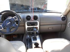2002 Jeep Liberty Limited Sport Utility 4-Door 3.7L image 1