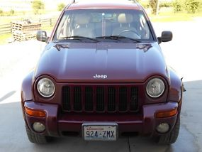 2002 Jeep Liberty Limited Sport Utility 4-Door 3.7L image 2
