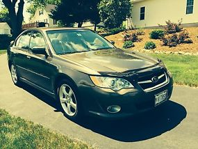 2008 Subaru Legacy 2.5i Limited Sedan 4-Door 2.5L image 5