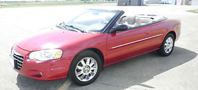 2004 Chrysler Sebring Limited Convertible Very Low Miles image 2