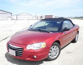 2004 Chrysler Sebring Limited Convertible Very Low Miles image 7