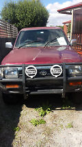 1992 Toyota Hilux Surf SSR-X Wide Body. Suit Restore/Parts.