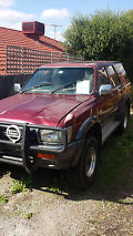 1992 Toyota Hilux Surf SSR-X Wide Body. Suit Restore/Parts. image 1
