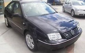 Volkswagen Bora 2.3L V5 (2001) 4D Sedan 5 SP Manual (2.3L - Multi Point...