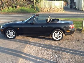 Mazda MX5 Icon 1.8with hardtop