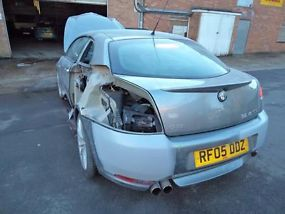 2005 ALFA ROMEO GT V6 GUN METAL GREY (selling mid repair)