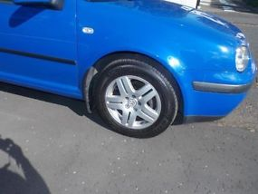 Blue Volkswagen Golf Match FOR SALE !!! Excellent Condition!! £1,650 ONO !! image 2