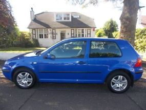 Blue Volkswagen Golf Match FOR SALE !!! Excellent Condition!! £1,650 ONO !! image 8