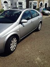 2004 NISSAN PRIMERA AUTOMATIC,LEATHER SEAT LOW MILES 53800- FULL SERVICE HISTORY image 6