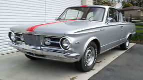 Plymouth : Barracuda 273 Commando Brakes