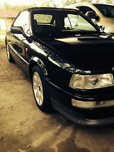 Audi Cabriolet (1997) 2D 4SP Automatic (2.6 V6- Multi Point F/INJ) Rego Jan 2015 image 4