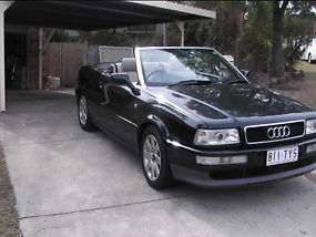Audi Cabriolet (1997) 2D 4SP Automatic (2.6 V6- Multi Point F/INJ) Rego Jan 2015 image 7