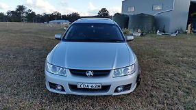 Holden Berlina (2005) 4D Wagon 4 SP Automatic (3.6L - Multi Point F/INJ) 5 Seats image 3