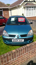 Renault Clio 1.4 16v Expression 5 Door Manual