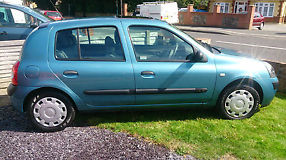 Renault Clio 1.4 16v Expression 5 Door Manual image 1