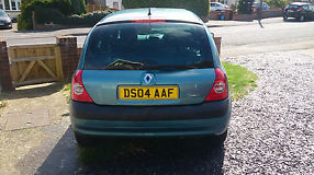 Renault Clio 1.4 16v Expression 5 Door Manual image 2