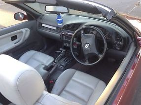 BMW CONVERTIBLE 328i 1996 Drive It or Wrecking Parts image 2