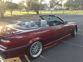BMW CONVERTIBLE 328i 1996 Drive It or Wrecking Parts image 4