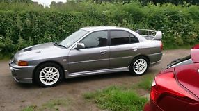 mitsubishi evo 4 gsr *not skyline, supra, golf, bmw* *REBUILT ENGINE* NO RESERVE