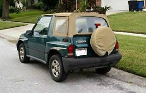 1995 GEO TRACKER-Nice Condition- Runs Great- NO RESERVE! image 1