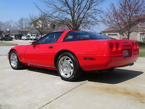 1996 chevrolet corvette lt4 with z51 performance package. Black Bedroom Furniture Sets. Home Design Ideas