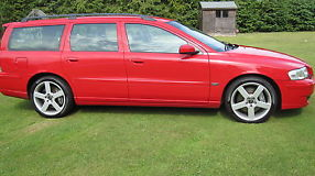 2006 volvo v70 r 2 5 awd 7 seater 6 speed manual 300bhpturbo estate. Black Bedroom Furniture Sets. Home Design Ideas