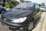 PEUGEOT206 XT 2004 MANUAL EXCLELLENT CONDITION REGO 4/2016 image 2