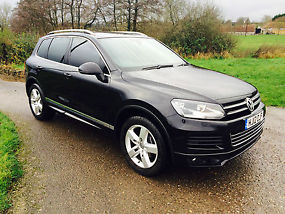 2012 Volkswagen Touareg V6 Altitude Tdi Blue Motion Technology