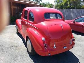 austin a 40 devan 1952 sedan hot rod street rod rat rod unfished project image 2