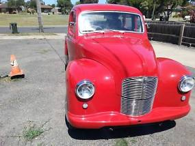 austin a 40 devan 1952 sedan hot rod street rod rat rod unfished project image 7