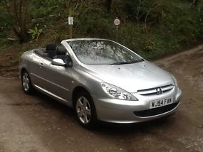 307cc convertible Automatic 2004