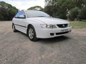Commodore Acclaim (2002) 4D Sedan Automatic (3.8L - Multi Point F/INJ)...