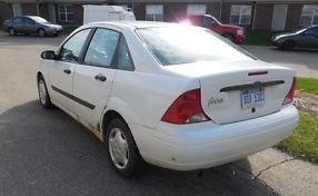 2002 Four Door Ford Focus image 1