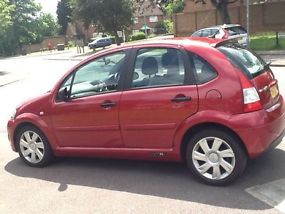 2007 CITROEN C3 VTR HDI RED image 5