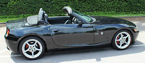 BMW Z4ROADSTER SPORTS CONVERTIBLE 2.5I BLACK image 4