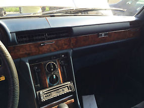 1979 Mercedes-Benz 450SEL 6.9 Euro Model-Very Rare Options image 6