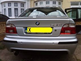 BMW 530i M Sport *Manual* image 1