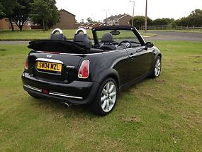 Mini Cooper Convertible, 51000 Miles, 12 months MOT, 24 Month Warranty image 7