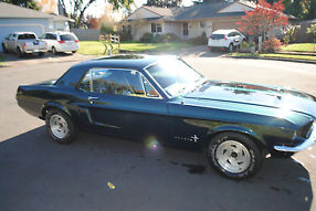 1967 Mustang Coupe Excellent Condition Custom
