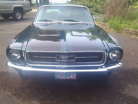 1967 Mustang Coupe Excellent Condition Custom image 4