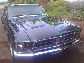 1967 Mustang Coupe Excellent Condition Custom image 5