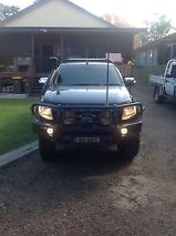 px ford ranger 2012 dual cab  image 1