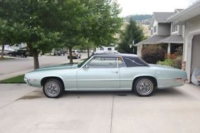 Ford : Thunderbird Coupe