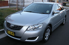 Toyota Aurion AT-X (2009) 4D Sedan 6 SP Auto Sequential (3.5L - Multi Point... image 3