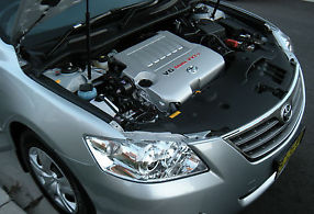 Toyota Aurion AT-X (2009) 4D Sedan 6 SP Auto Sequential (3.5L - Multi Point... image 8