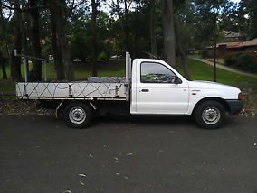 FORD COURIER 2 DOOR UTE (MAZDA BRAVO 2600) 12 MONTHS NSWREGO GREAT CONDITION
