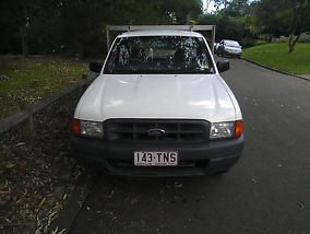 FORD COURIER 2 DOOR UTE (MAZDA BRAVO 2600) 12 MONTHS NSWREGO GREAT CONDITION  image 7